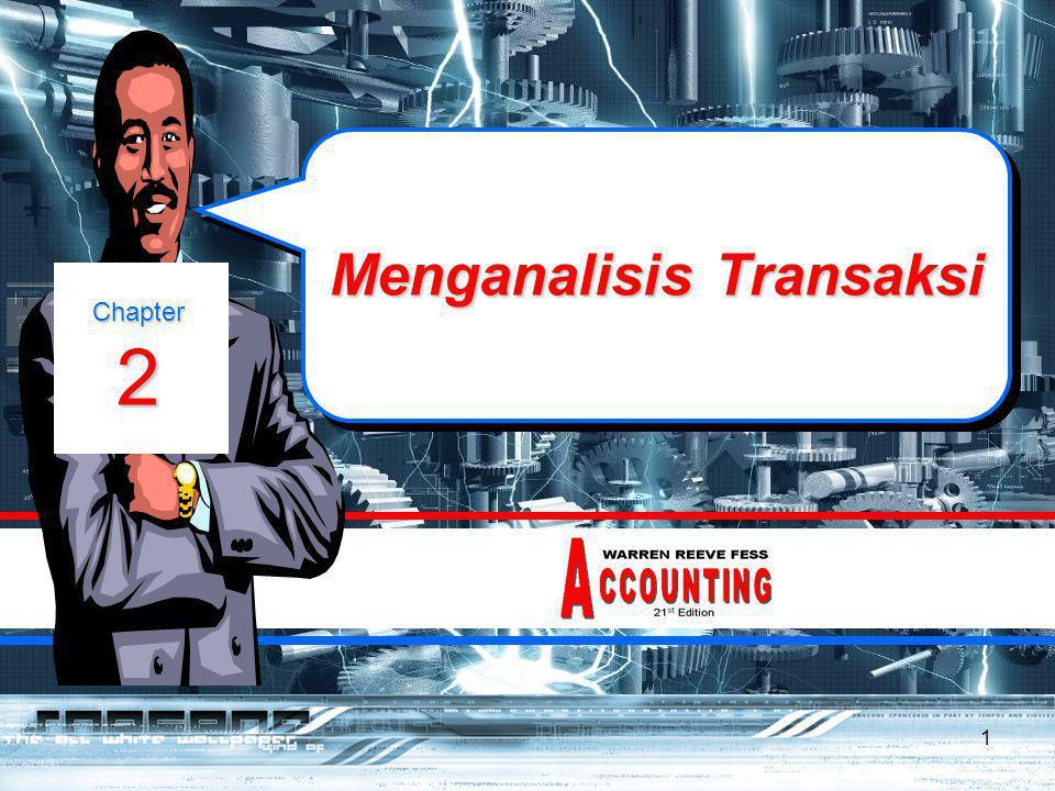 22 Kesalahan (Errors) 1.Tidak mencatat transaksi atau memposting transaksi.