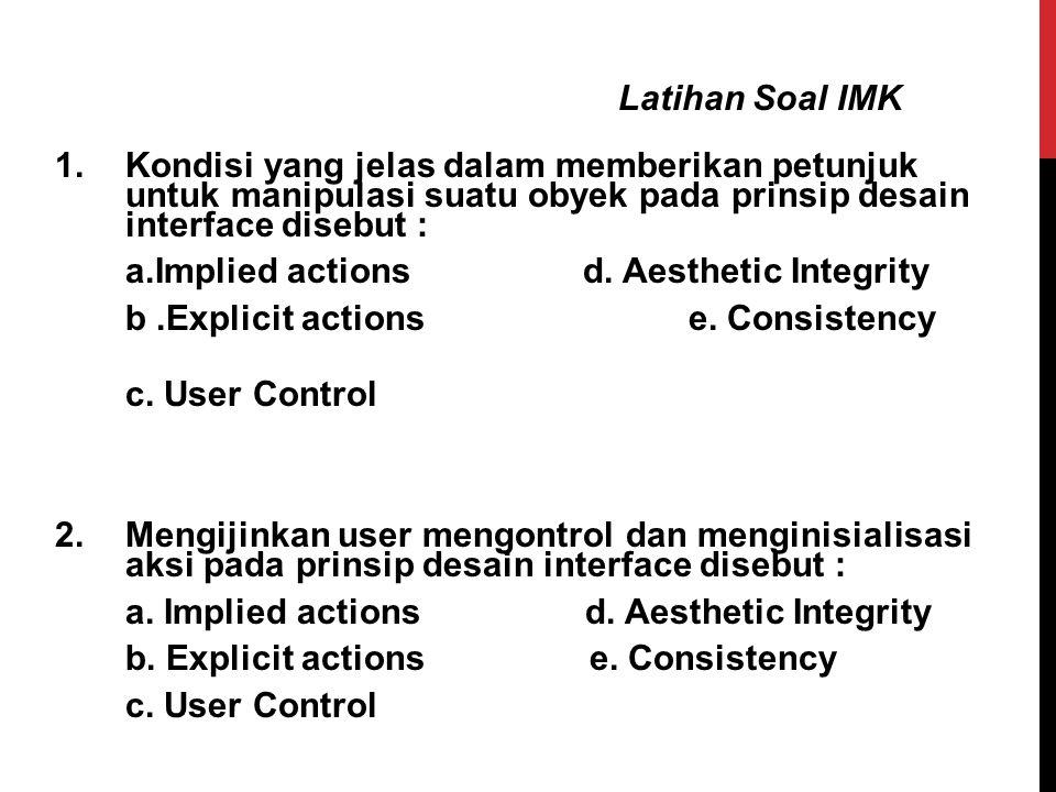 4. Dialog dimana pengguna (user) dihadapkan ke suatu bentuk formulir dilayar komputer berisi sejumlah pengisian data dan opsi (option) yang telah dite