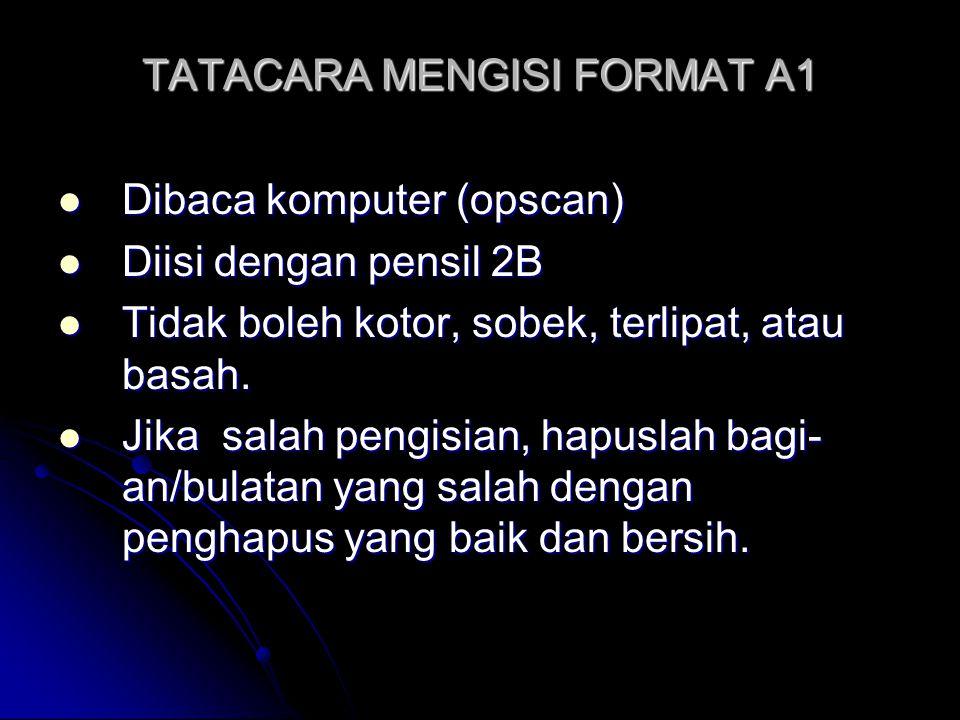 Contoh: Guru SMP dalam matapelajaran matematika di SMP provinsi Bengkulu (koding 26) Kabupaten Lebong (koding 07) sebagai pengikut sertifikasi tahun 2007.