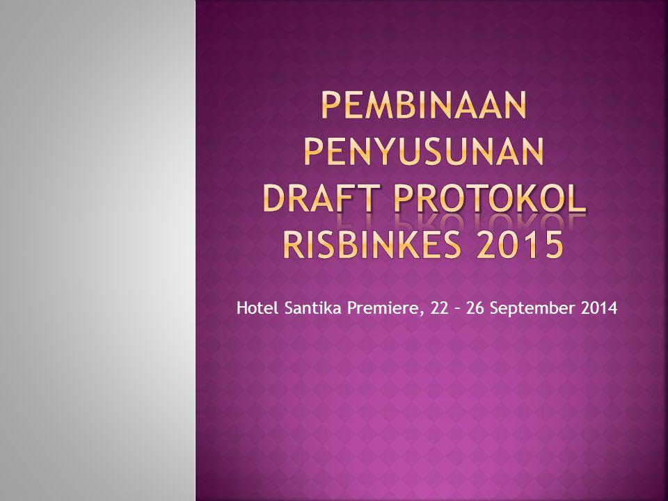 Hotel Santika Premiere, 22 – 26 September 2014