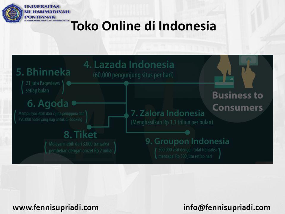Analisis Potensi Bisnis di Indonesia Djarum dengan BliBli-nya secara agresif melakukan penetrasi pasar dengan berbagai media, termasuk juga dengan media non-online.