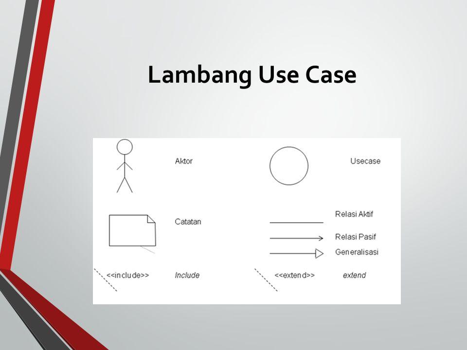 Lambang Use Case