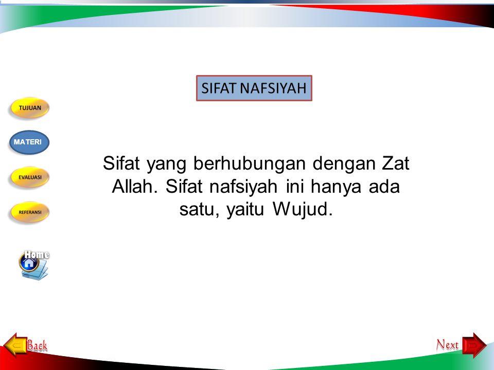 REFERENSI Buku Aqidah Akhlak Kelas VII Al-Qur'an dan Terjemah Syarah Tijan ad-Darari Ebook Aqidah Akhlak