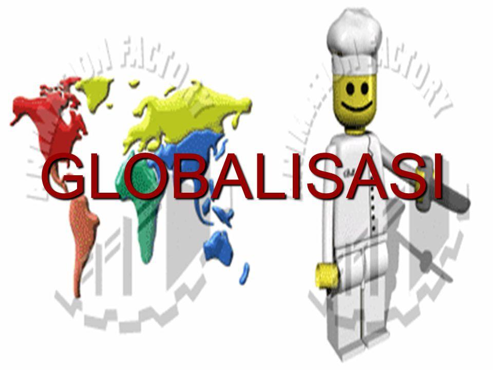 Menentukan Sikap Terhadap Dampak Globalisasi dalam Kehidupan Bernegara Negara Indonesia hidup di tengah-tengah percaturan dunia internasional.