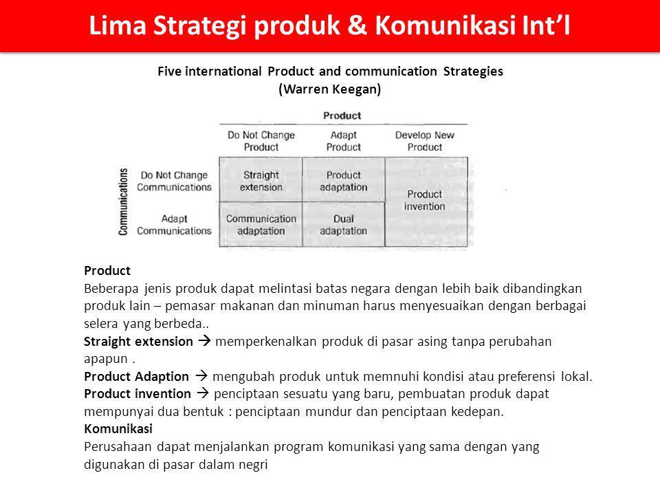 Elemen –elemen yang harus diperhatikan oleh perusahaan untuk menentukan penambahan pendapatan atau biaya :: - Fitur Product -Pelabelan - Warna - Bahan