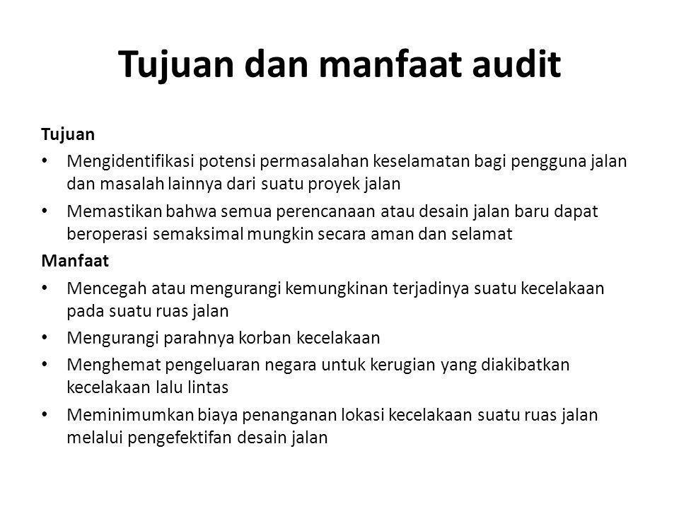 Mengapa diperlukan audit.