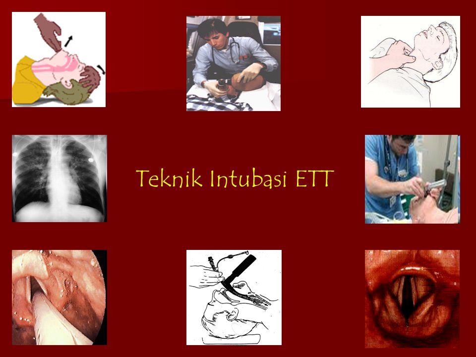 ACLS Teknik Intubasi ETT