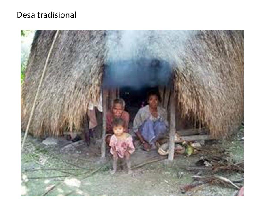 Desa tradisional