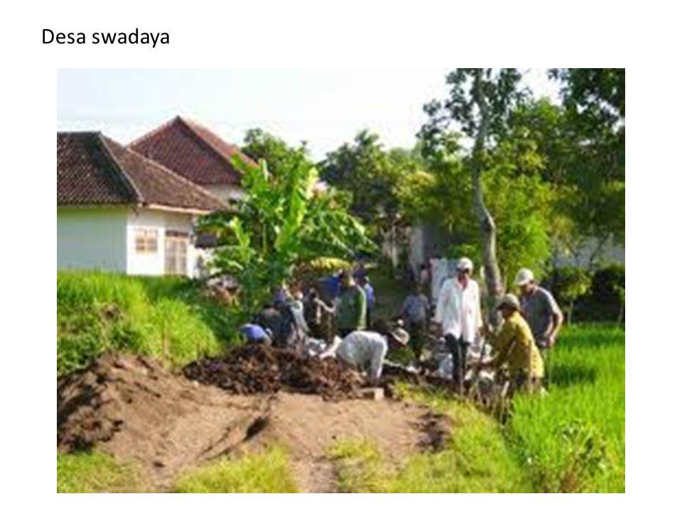 Desa swadaya