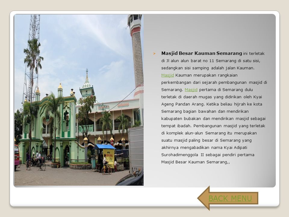  Kantor Pos Besar Semarang Pemuda ini merupakan salah satu bangunan bersejarah yang ada di Kota Semarang.