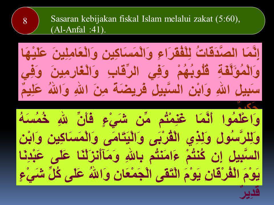 7 Investasi dengan sistem mudharabah, musyarakah, ijarah  Muzammil ayat 20 :  وَءَاخَرُونَ يَضْرِبُونَ فِي الْأَرْضِ يَبْتَغُونَ مِنْ فَضْلِ اللَّهِ