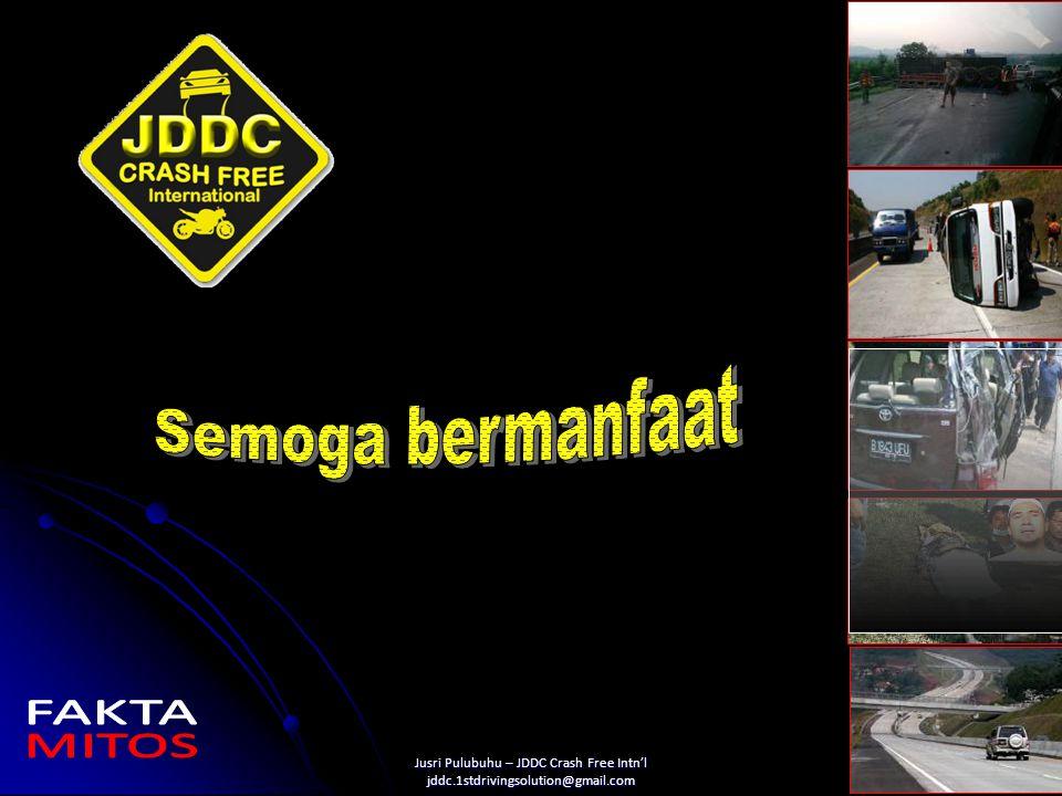 Jusri Pulubuhu – JDDC Crash Free Intn'l jddc.1stdrivingsolution@gmail.com
