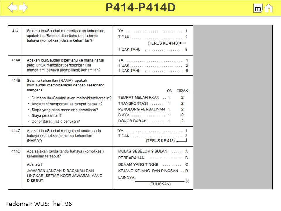 100% SDKI 2012 P414-P414D m Pedoman WUS: hal. 96
