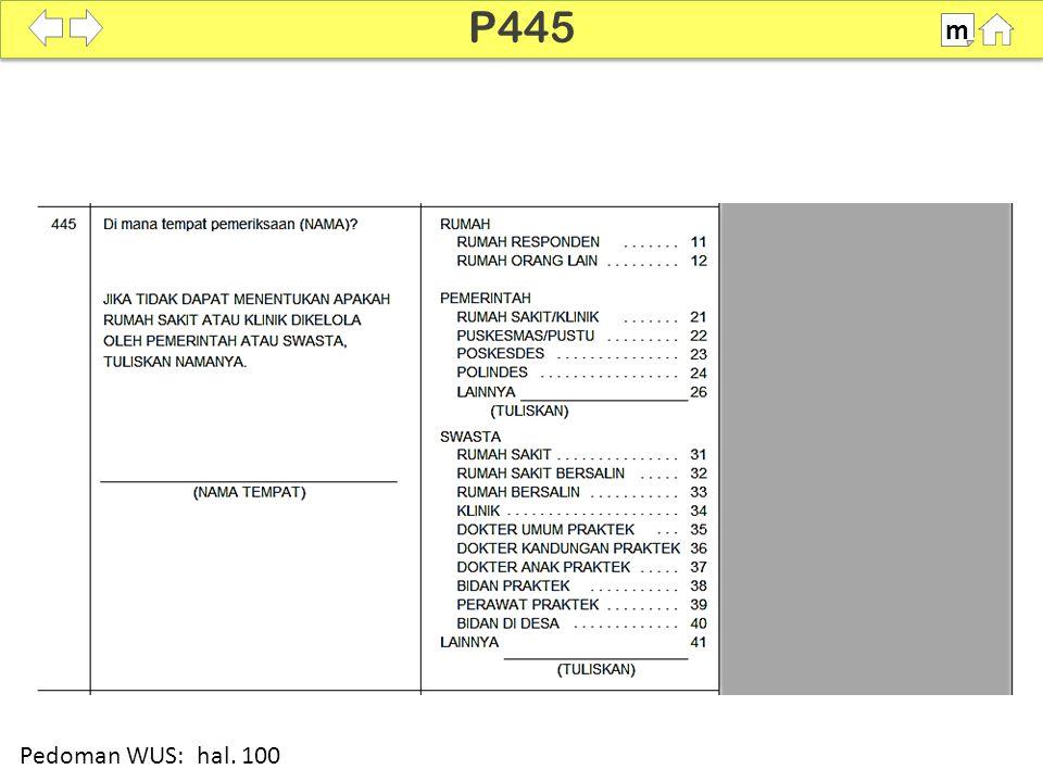 100% SDKI 2012 P445 m Pedoman WUS: hal. 100