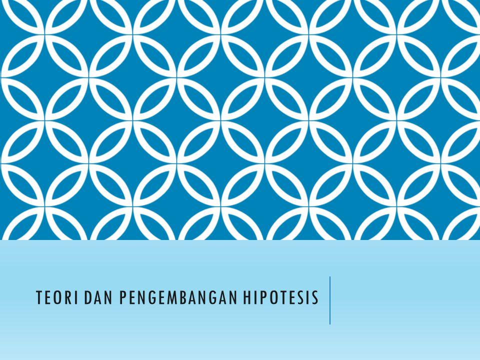 DAFTAR PUSTAKA Jogiyanto H,M.2007.
