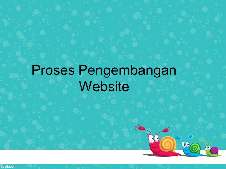 Perencanaan Website