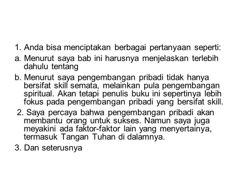2.Question 1.