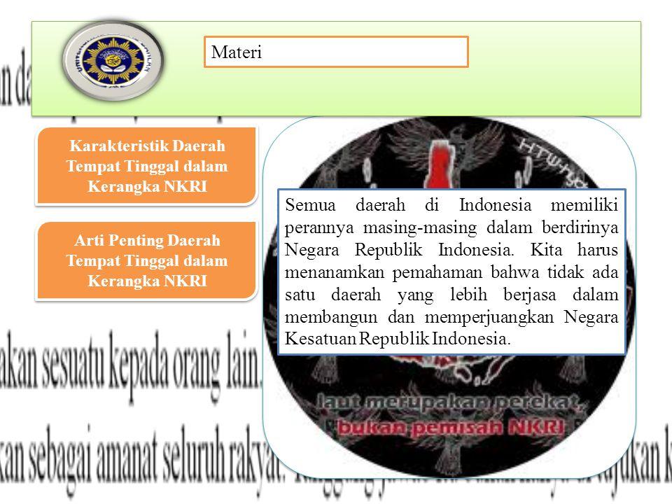 Test 1.Dibawah ini Jumlah provinsi di Indonesia yang benar pada saat sekarang adalah....