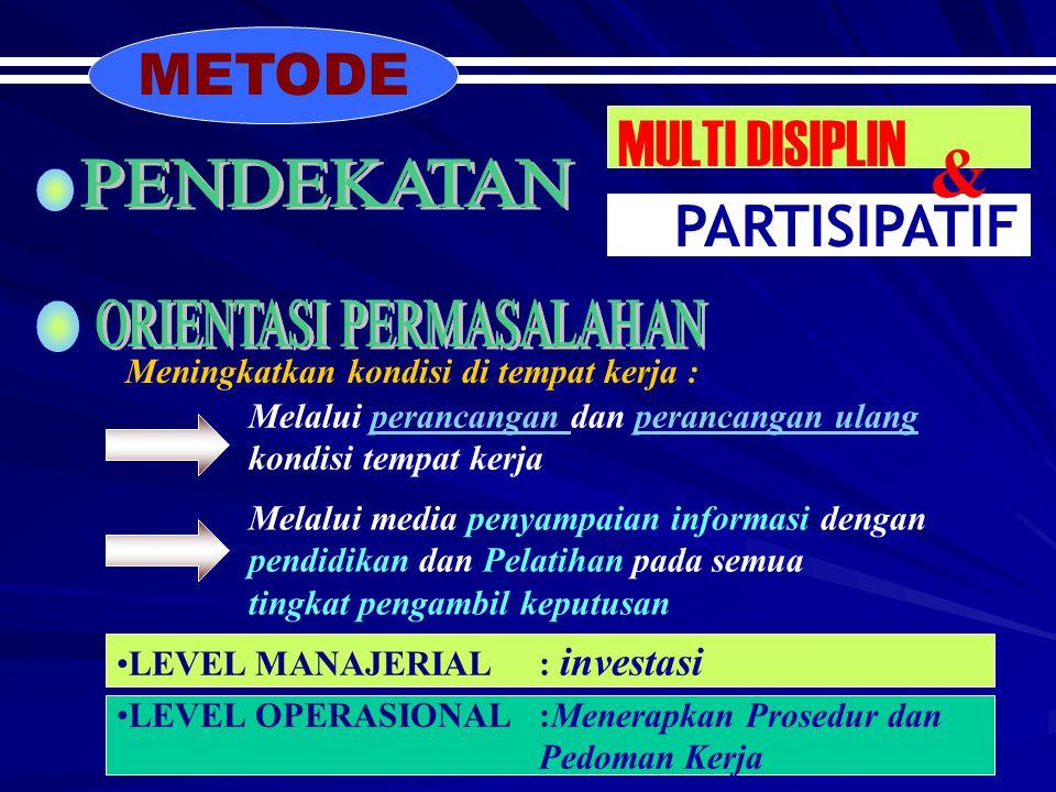 2.Pengendalian secara Administrasi - Penggantian personil untuk pekerjaan dengan persyaratan fisik yang berbeda.