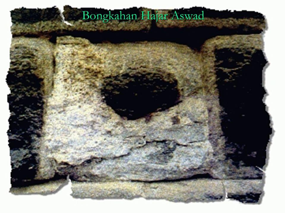 Bongkahan Hajar Aswad