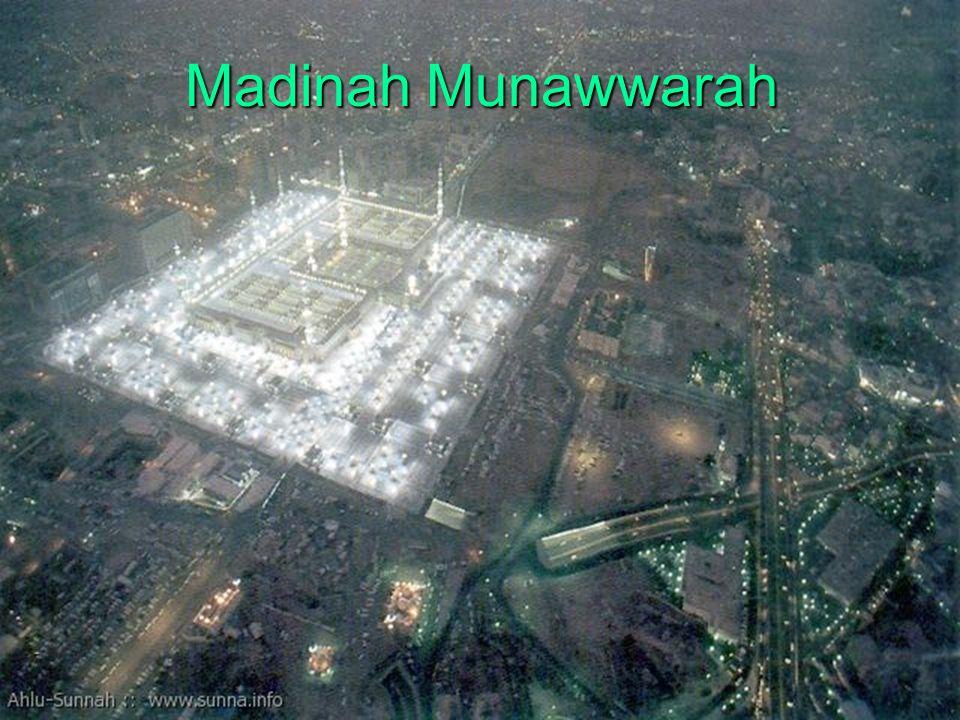 Madinah Munawwarah
