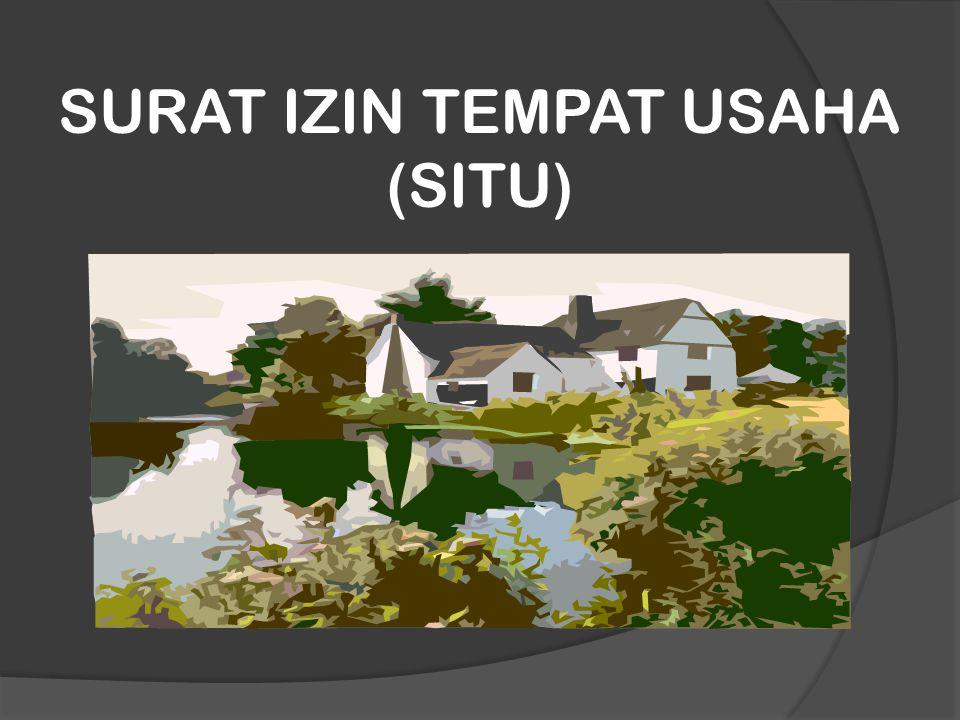 IMB ( Ijin Mendirikan Bangunan) Setiap bangunan yang didirikan olehwarga Negara Indonesia, perda dan undang-undang memerintahkan harus dilengkapi IMB.