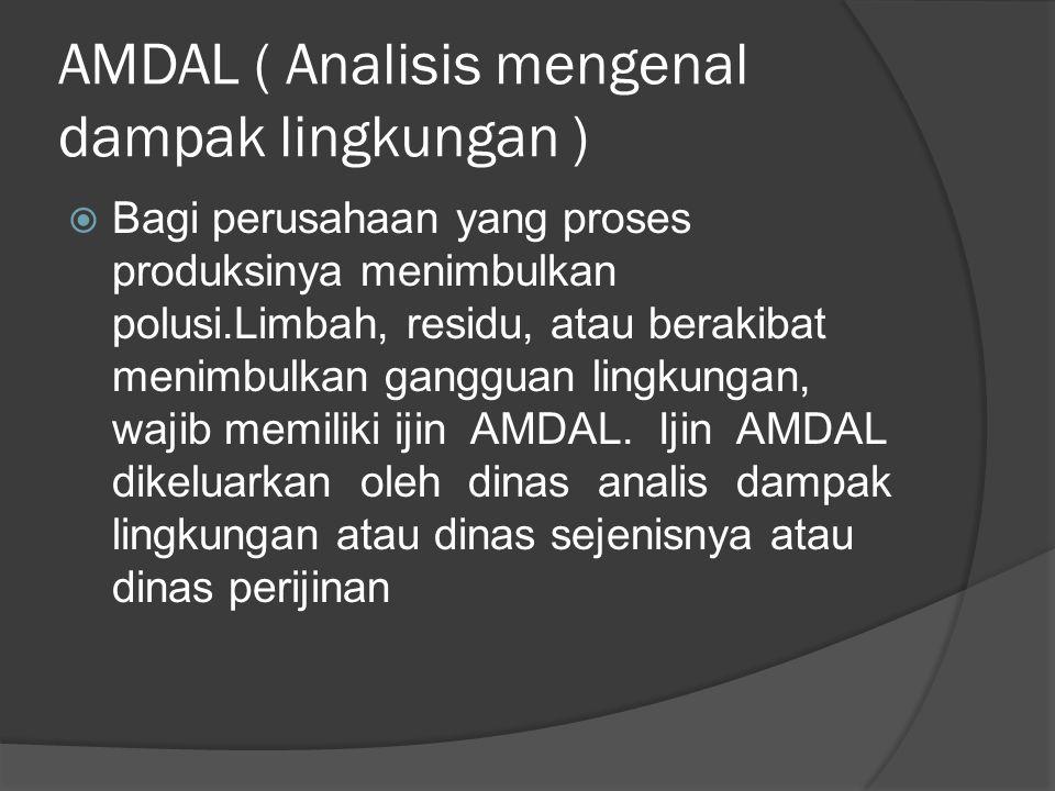 Perusahaan Daerah  Salinan peraturan daerah tentang pendirian / pembentukan perusahaan.