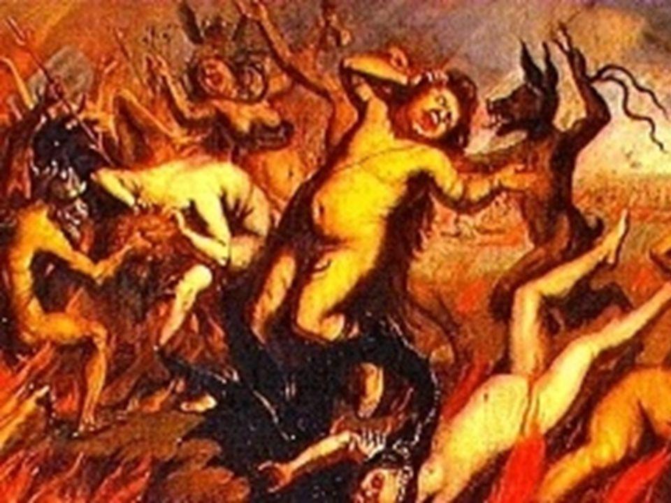 ISTILAH LATIN Istilah neraka dari bahasa Latin adalah inferum, inferi.