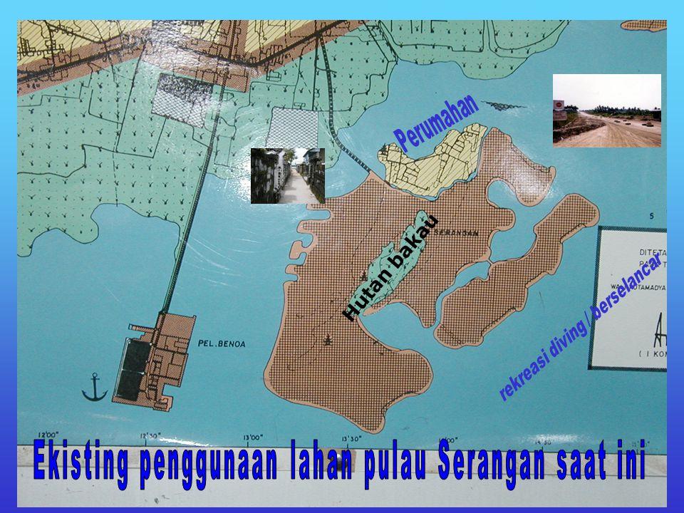 Tradisi yang ada dikalahkan untuk pembangunan perluasan Bandara Ngurah Rai untuk kepentingan peningkatan devisa dari sektor pariwisata. - perluasan ba