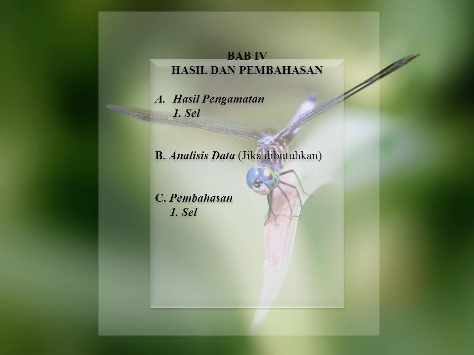 Awaluddin Zadfad, S. Pd. BAB III METODE PRAKTIKUM A.