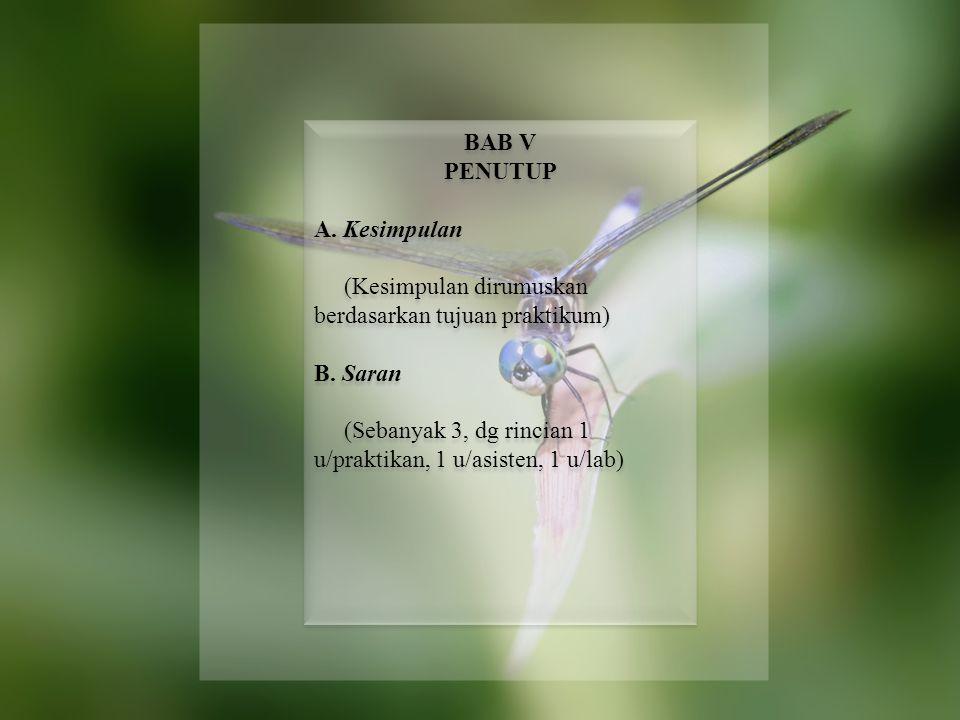 Awaluddin Zadfad, S. Pd. BAB IV HASIL DAN PEMBAHASAN A.Hasil Pengamatan 1.