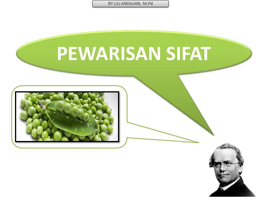 BY LILI ANDAJANI, M.Pd PEWARISAN SIFAT