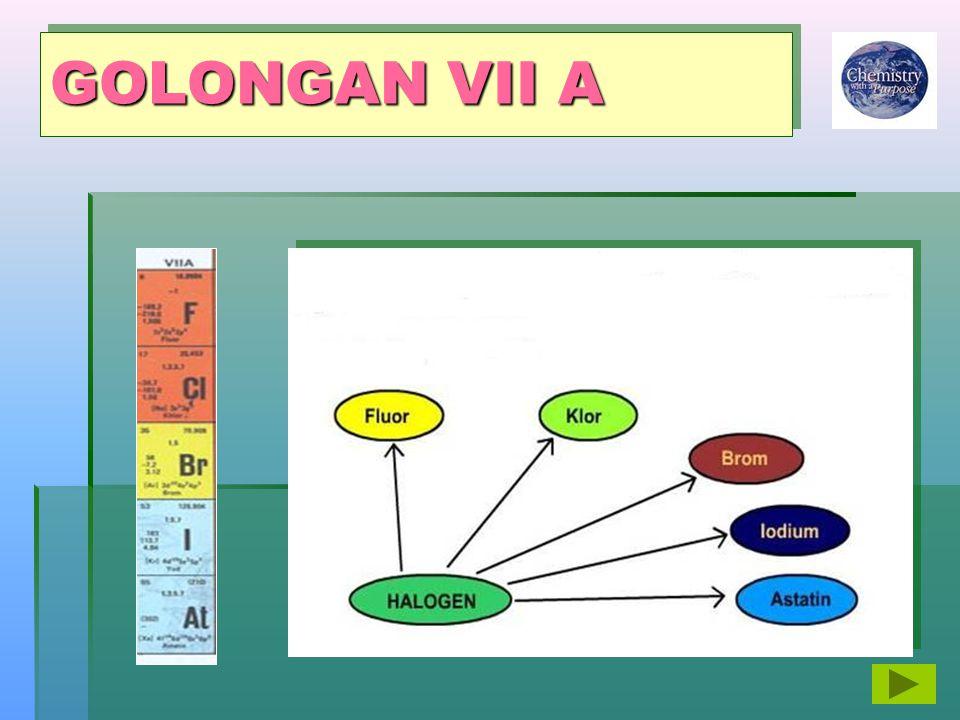 GOLONGAN VII A