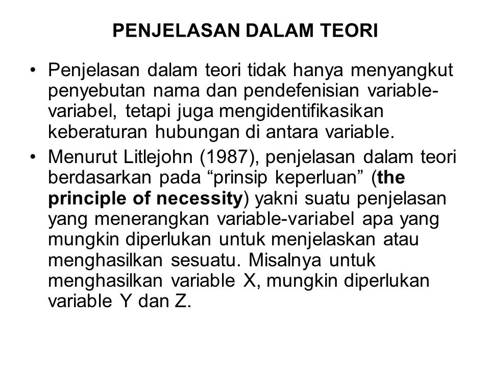 validity.Konsistensi internal dan eksternal.
