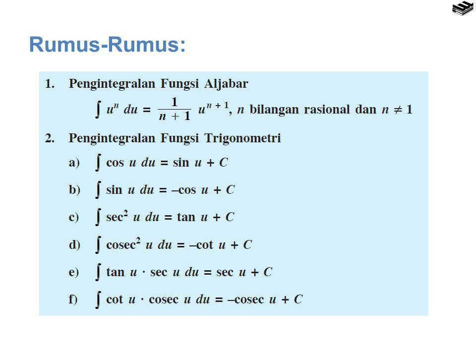 Rumus-Rumus: