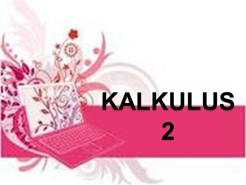 KALKULUS 2