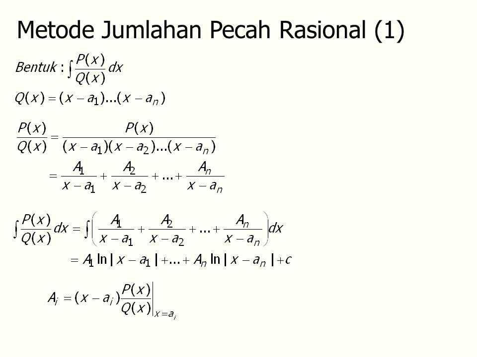Metode Jumlahan Pecah Rasional (1)