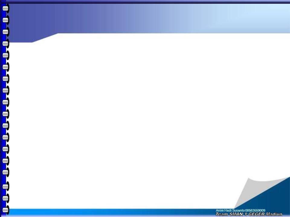 Anim Hadi Susanto 08563559009 tekan 2. Contoh: Ikatan Al 2 O 3 (Alumunium Oksida) IKATAN KIMIA O ( non logam ) memiliki nomor atom 8 dengan konfiguras