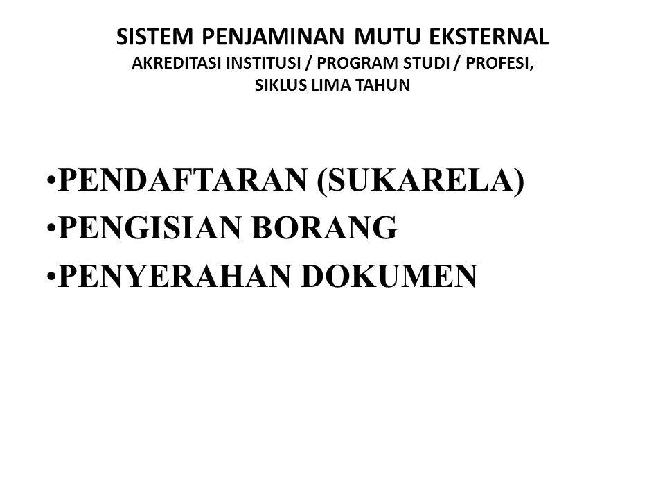 Website-Based SPMI & SPME Semua aspek Sistem Pengendalian Mutu Internal dan Mutu Eksternal harus dicerminkan di dalam website Universitas atau Fakulta