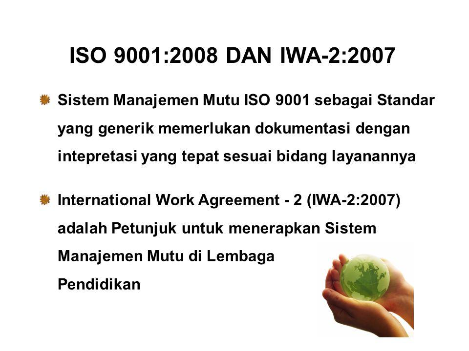 SISTEM PENJAMINAN MUTU EKSTERNAL AKREDITASI INSTITUSI / PROGRAM STUDI / PROFESI, SIKLUS LIMA TAHUN VALIDASI / REVALIDASI KEPUTUSAN (TERAKREDITASI/TIDA