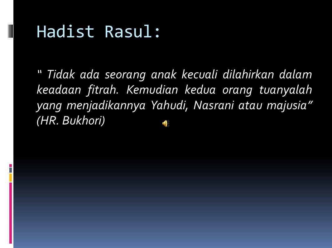 Kalimat Syahadah  Ilaah  al-ma'bud (yang diibadahi)  Ibadah  thaa'atullah wa khuduu'un lahu wa iltizaamu maasyara'ahu minad diin ( taat kepada Allah, tunduk kepadaNya serta berpegang teguh kepada diin (islam) yang telah disyari'atkannya.