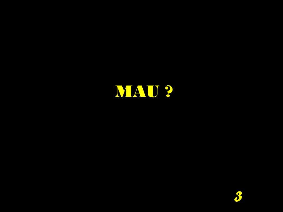 MAU ? 3