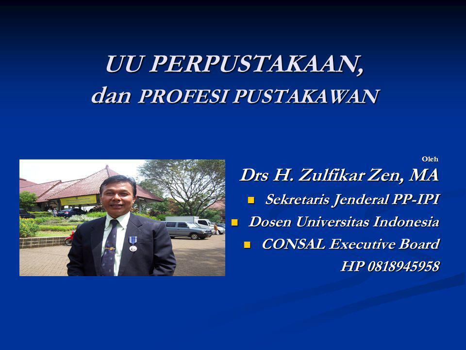 ORGANISASI LAINNYA KPI (Klub Perpustakaan Indonesia) KPI (Klub Perpustakaan Indonesia) BPPMI ( Badan Pembina Perp.
