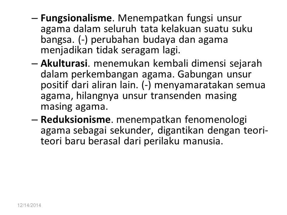 12/14/2014 – Fungsionalisme.