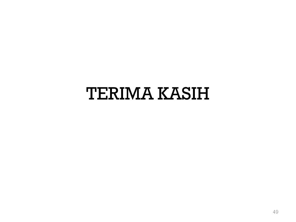 TERIMA KASIH 49
