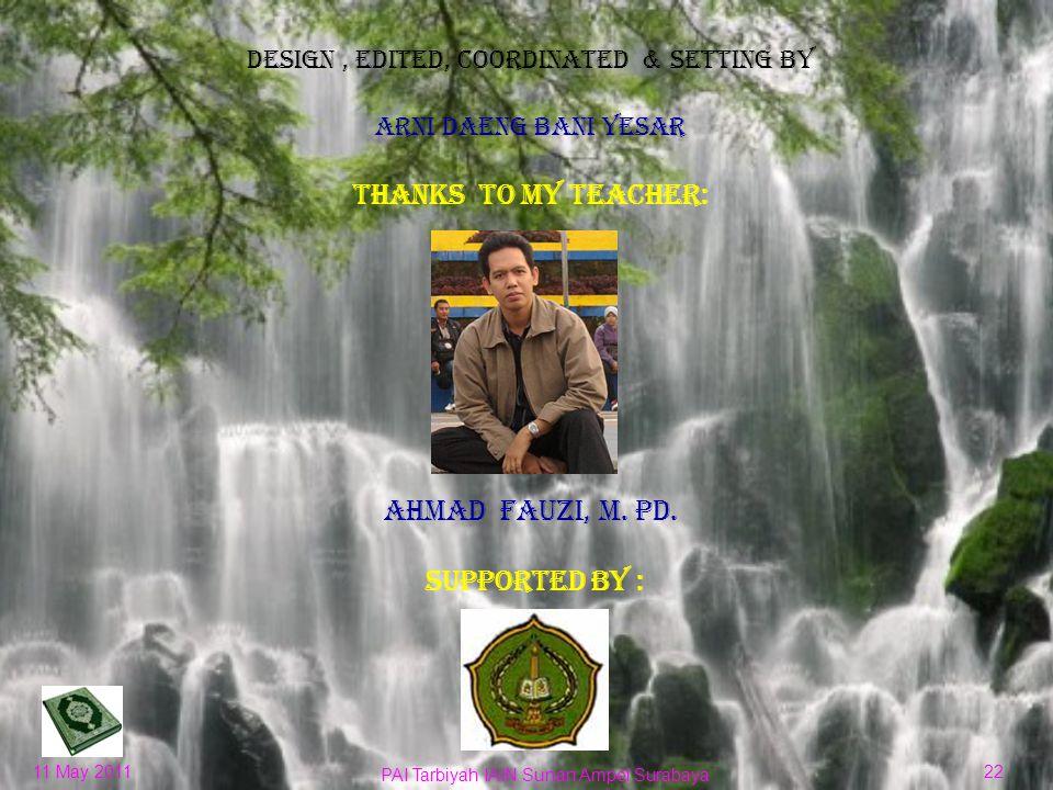 Yth.Bapak Ahmad Fauzi, M.