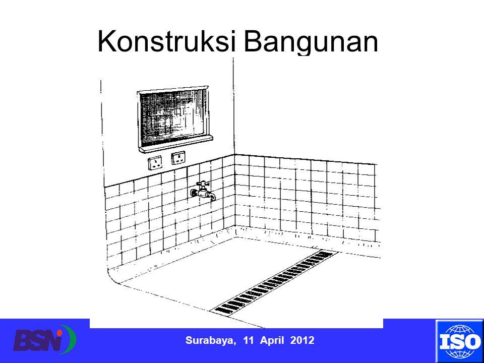 Surabaya, 11 April 2012 Konstruksi Bangunan