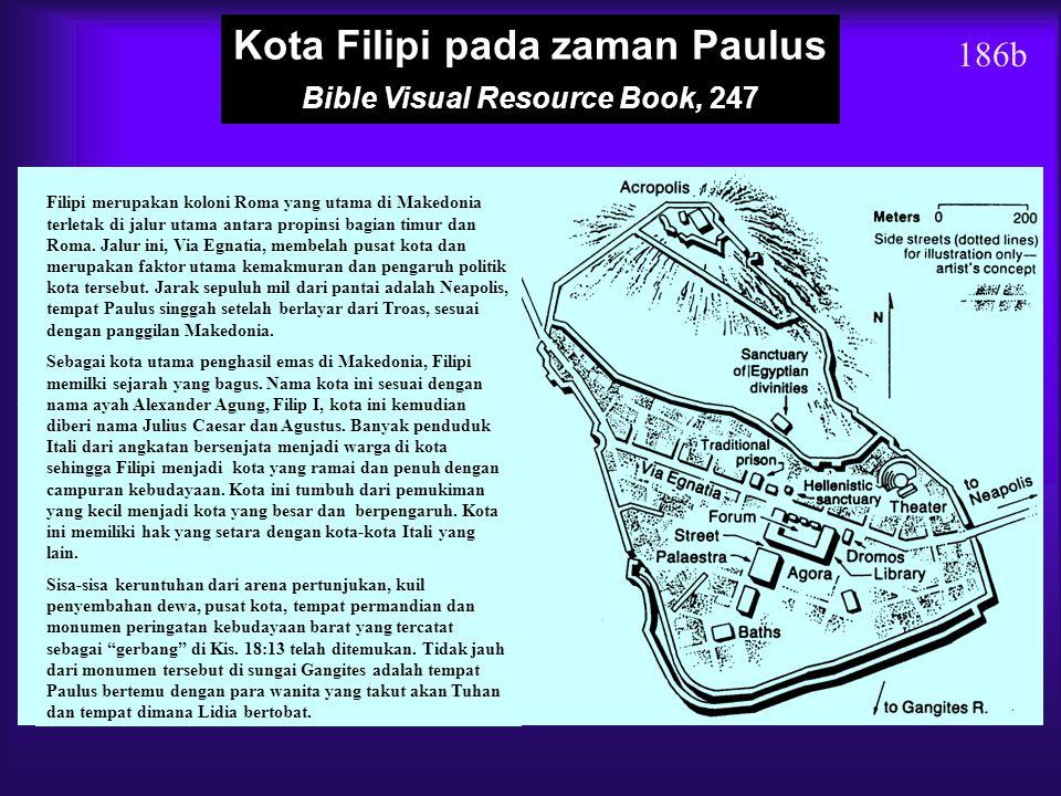 182 Kepenulisan Bukti dari luar Ahli-ahli mengakui Paulus menulis surat Filipi.