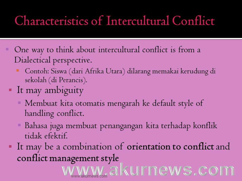 Sometimes two individual or groups cannot work through conflict on their own.
