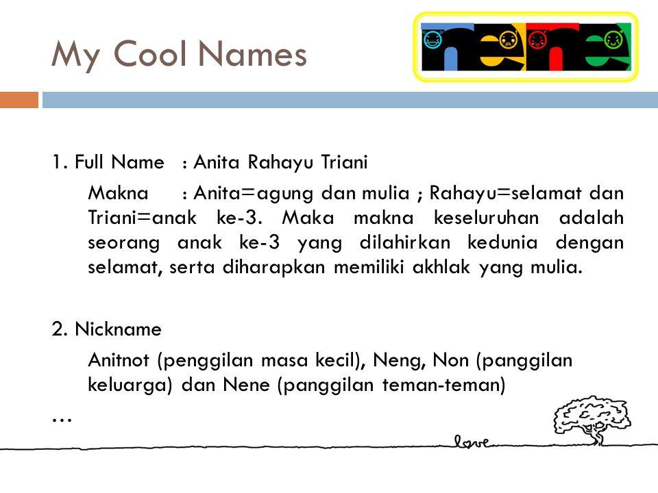 Brand Family (My 2 nd brother) Nama LengkapJaka Adhitya TTLBandung, 07 Juni 1986 AlamatJl.